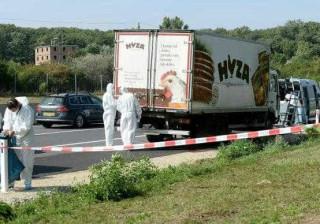 Suspeitos pela morte de imigrantes na Áustria serão ouvidos hoje