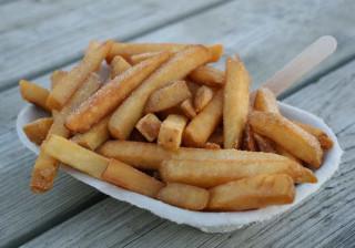 Uma volta ao mundo com o sabor da batata frita
