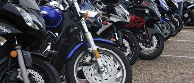 Detran-SP faz leilão online de mil motos na capital