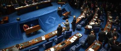 Bancada do PT no Senado acusa partido e Planalto de traição
