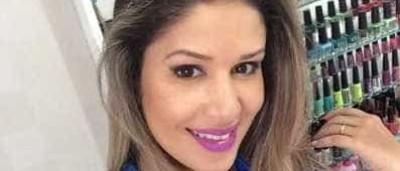 Manicure é morta dentro de salão em vingança contra marido