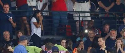 Torcedor de basebol morre após queda de 12 metros em estádio