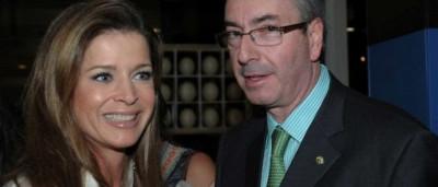 Mulher de Cunha usou contas no exterior para pagar despesas pessoais