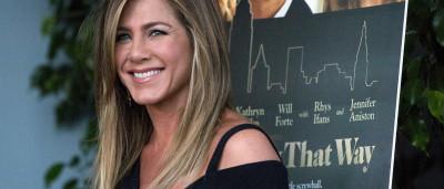 Jennifer Aniston é criticada por campanha da Emirates