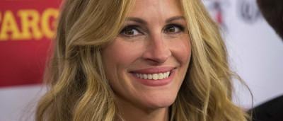 """Julia Roberts está """"obcecada"""" com o marido"""