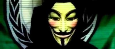 Anonymous ataca governo de Angola