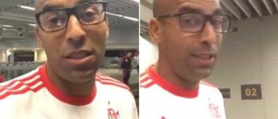 Emerson Sheik desabafa em aeroporto e vira piada na internet
