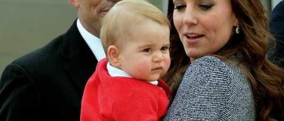 Kate Middleton revela que o filho é apaixonado por tratores