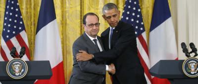 EUA e França vão intensificar ataques ao EI na Síria e no Iraque