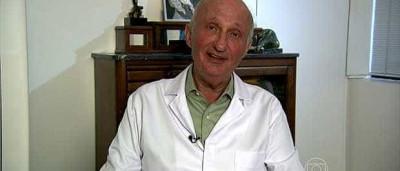 Morre Alfredo Halpern, médico criador da dieta dos pontos