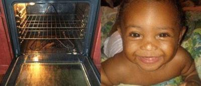 Menina morre queimada em forno depois que mãe saiu para comprar pizza