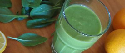 Nutricionista explica que suco detox não  limpa o organismo