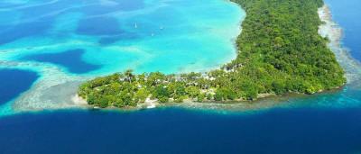 Parte da população negra das Ilhas de Salomão tem cabelos loiros