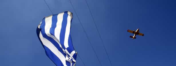 Situação na Grécia está