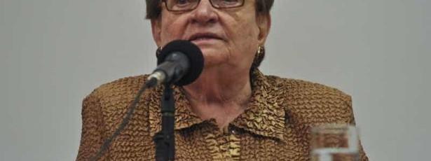 Erundina diz que está a fazer campanha... por Dilma
