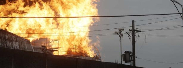 Explosão em fábrica em MG deixa 26 feridos