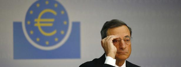 Draghi quer ver inflação se consolidar em 2%