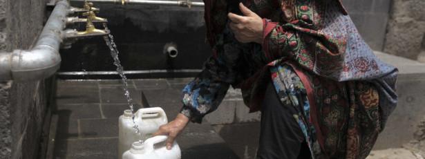 Alckmin defende multa para desperdício de água