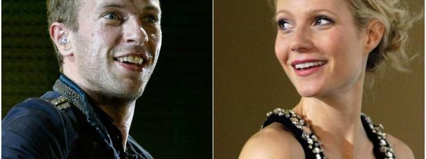 Chris e Gwyneth passarão aniversário de casamento juntos