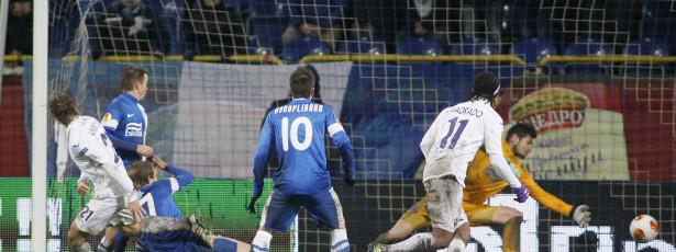 Fiorentina ganha e vai à semifinal da Copa da Itália