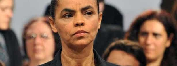 Marina Silva assume candidatura pelo PSB