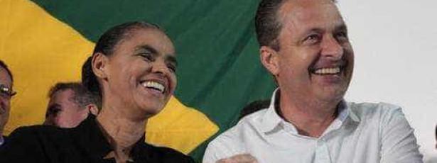 Marina e Campos se desentendem sobre palanques