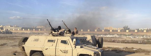 Rebeldes dominam todas as cidades da província síria de Idleb