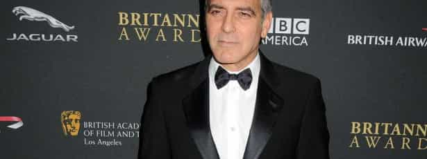 George Clooney tem pouco apoio contra ataques à Sony