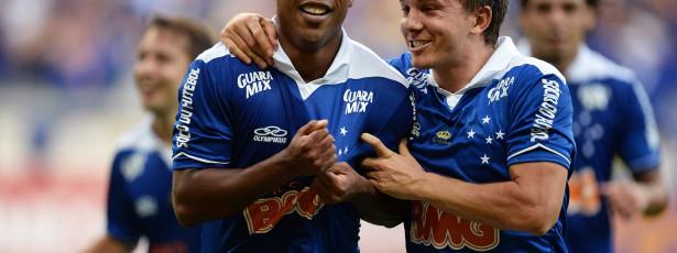 Marlone admite ansiedade por estreia pelo Cruzeiro