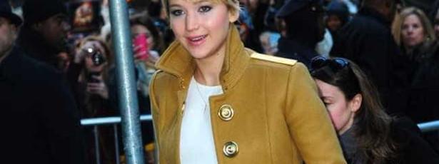 Jennifer Lawrence ainda não conheceu os filhos de Chris Martin