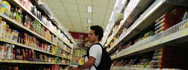 Setor de supermercados deve crescer 1,9% em 2014