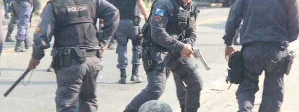 PM do Rio muda 16 comandos de unidades de Polícia Pacificadora