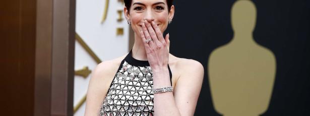 Anne Hathaway gostaria de fazer a sequência de 'O Diabo Veste Prada'