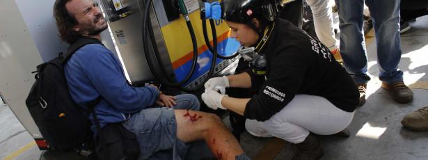 Violência contra jornalistas atinge níveis insustentáveis