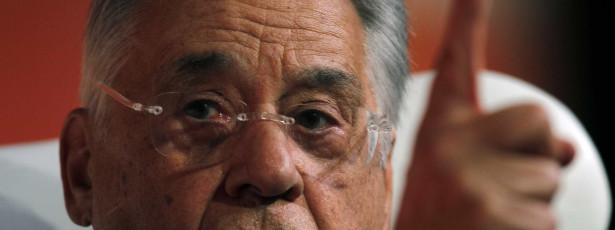 FHC: Aécio e Marina precisam se apoiar contra Dilma