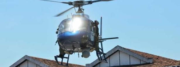 Forças especiais da PM iniciam esquema de policiamento para eleições