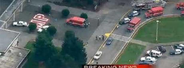 Tiroteio faz dois mortos e pelo menos sete feridos em escola