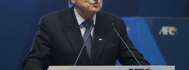 EUA declaram voto contra Blatter na eleição da Fifa