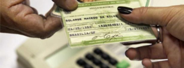 Justiça Eleitoral cancela 1,71 milhão de títulos
