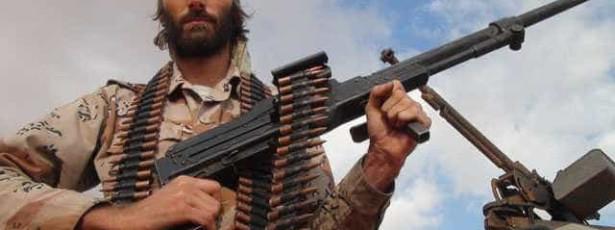 Estou criando e a treinando um exército cristão para lutar