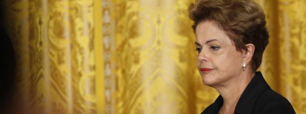 Eu não sou culpada, afirma Dilma