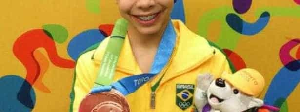 Brasil ocupa sexto lugar nos Jogos Pan-Americanos