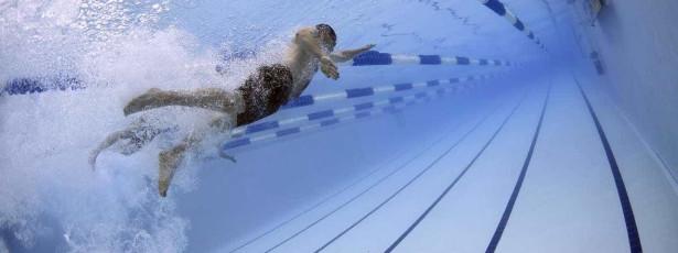 Os efeitos colaterais da natação