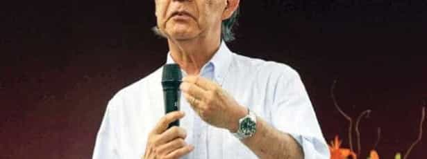 Amigos lamentam morte do psiquiatra Içami Tiba