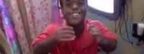 Presidiário fuma maconha, canta um rap e posta imagens na web