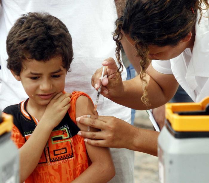 Campanha de vacinação contra Poliomielite termina amanhã