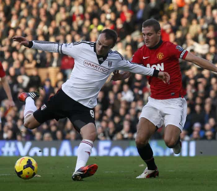 Ex-Manchester United, Vidic se aposenta aos 34 anos