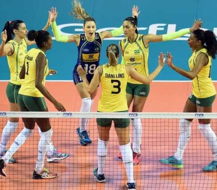 Brasil vence torneio amistoso e Zé Roberto já pede foco na Olimpíada
