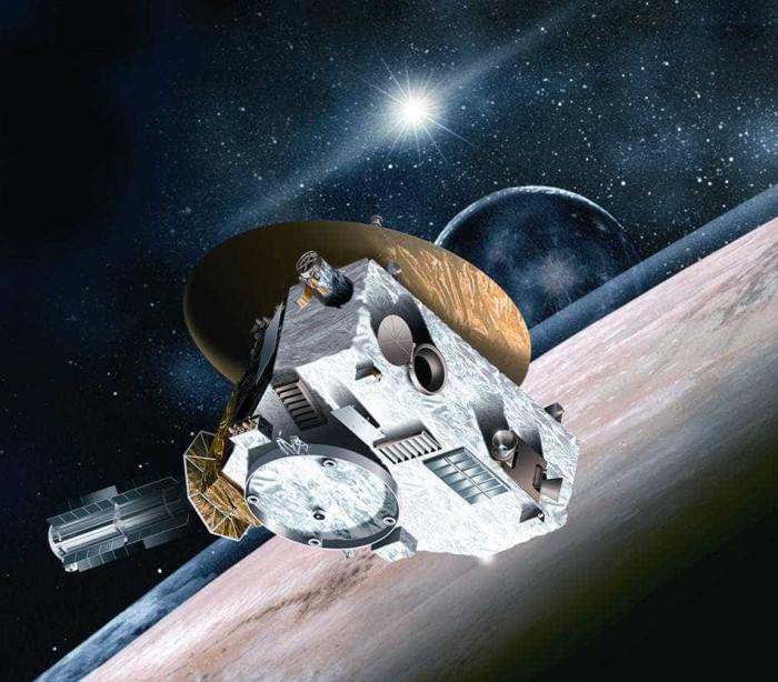Vídeo mostra como seria sobrevoar Plutão