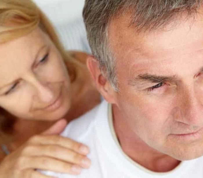 'Menopausa masculina' atinge 20% dos homens acima dos 50 anos